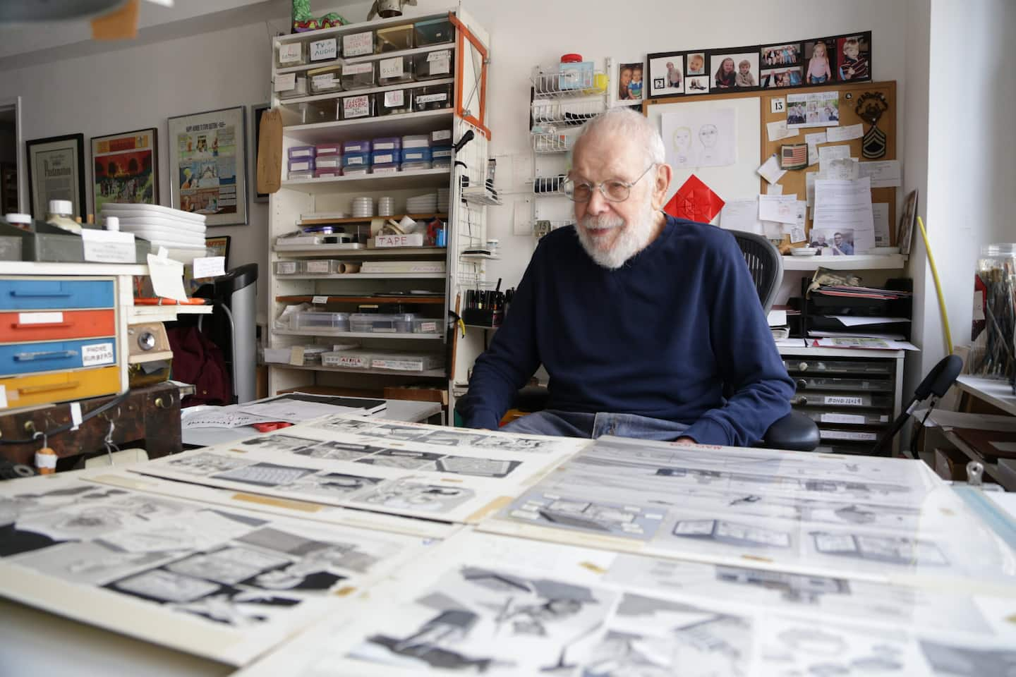 Al Jaffee turns 100, and Mad magazine salutes its legendary artist with a birthday tribute