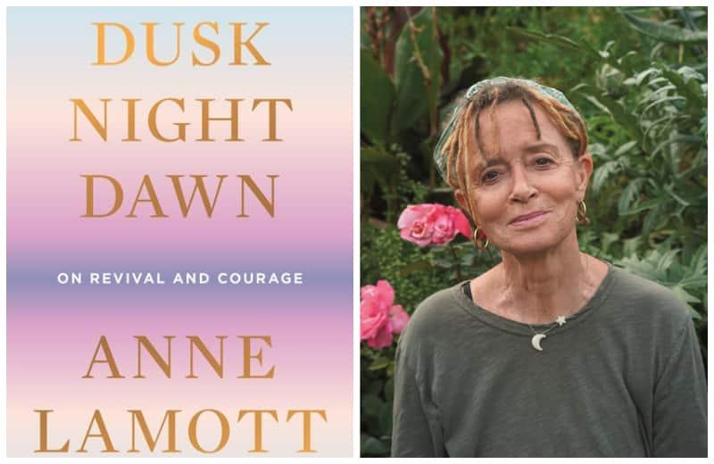 Anne Lamott talks 'Dusk Night Dawn'