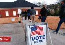 Biden: Georgia voting restriction law is 'atrocity'