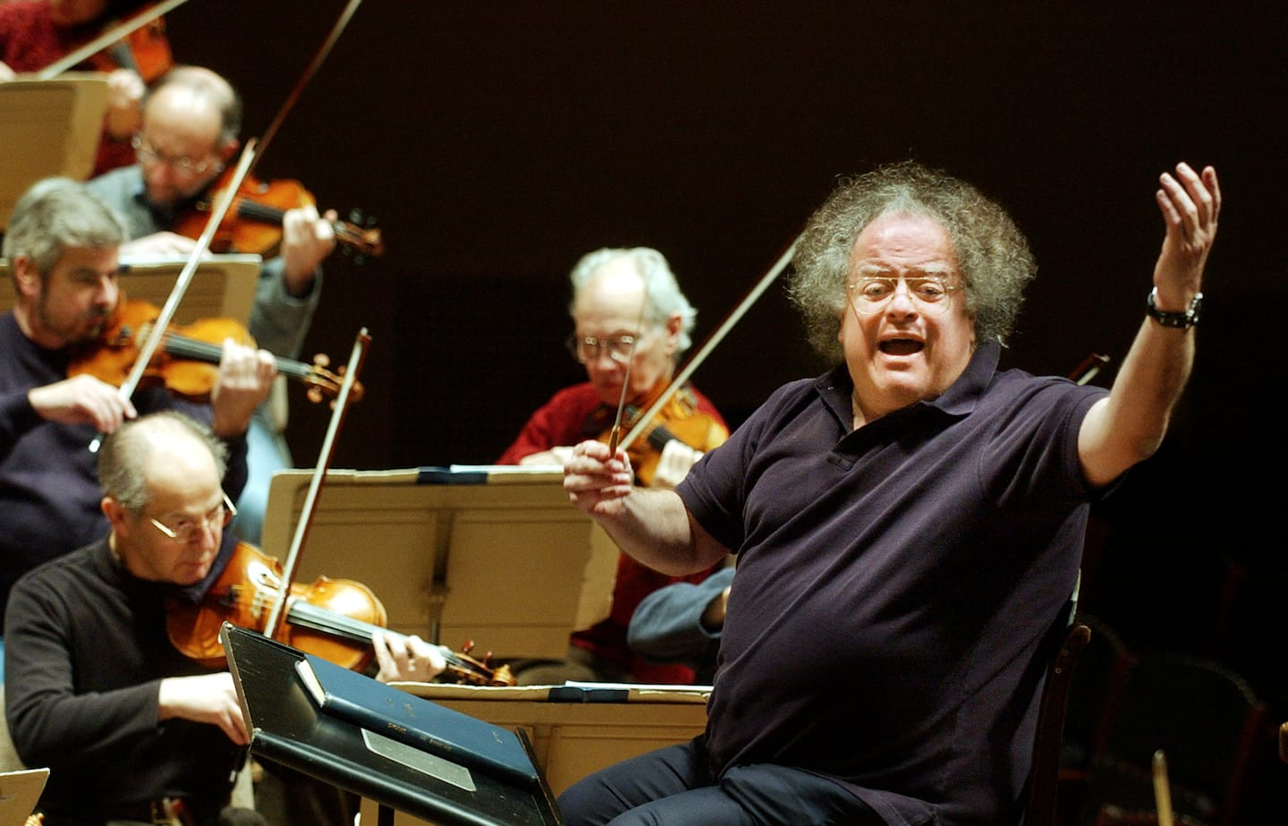 Death of conductor James Levine resurrects complex emotions