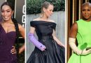 Here's What Celebs Wore To The Golden Globes 2021