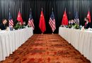 In First Talks, Dueling Accusations Set Testy Tone for U.S.-China Diplomacy