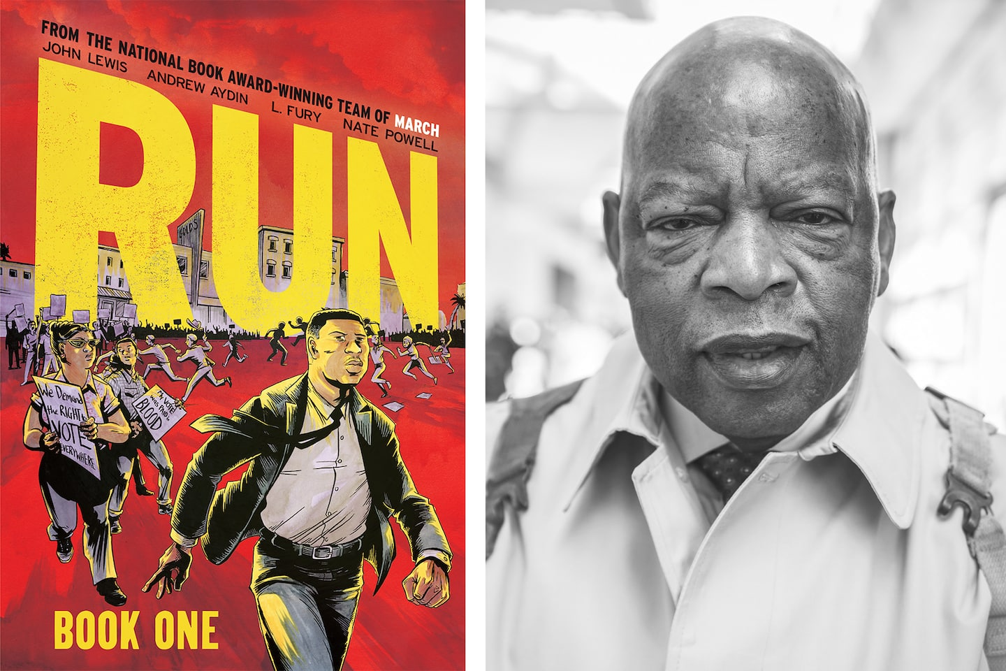 John Lewis's posthumous new graphic novel will be out this summer, in time for a new battle over voting rights