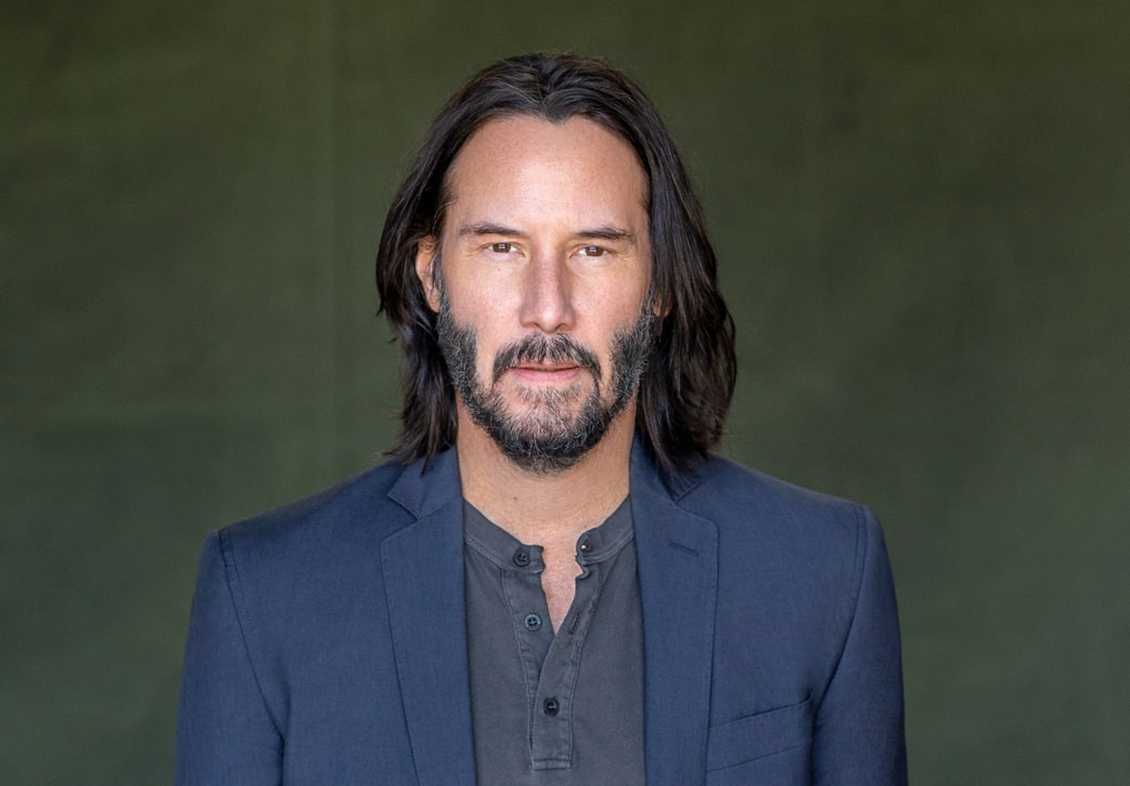 Keanu Reeves on the joy of writing his first comic book: 'Why not? That sounds amazing!'