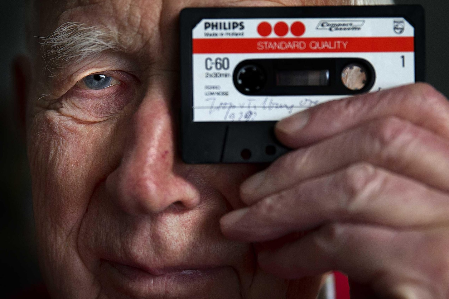 Lou Ottens, who invented the cassette tape and pioneered the CD, dies at 94