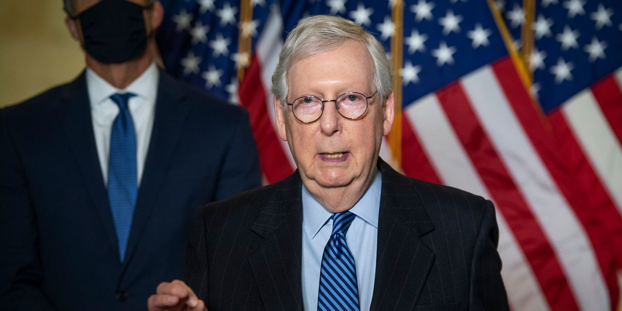 Opinion: McConnell's Filibuster Throwdown – WSJ