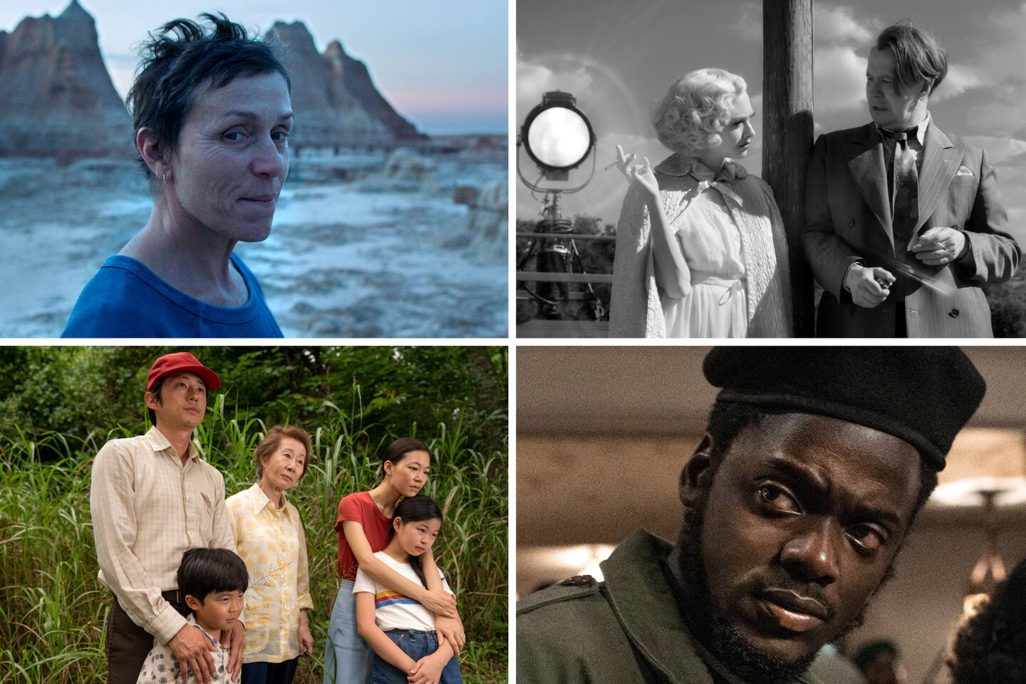 Oscar nominations 2021: Complete list of nominees and instant analysis