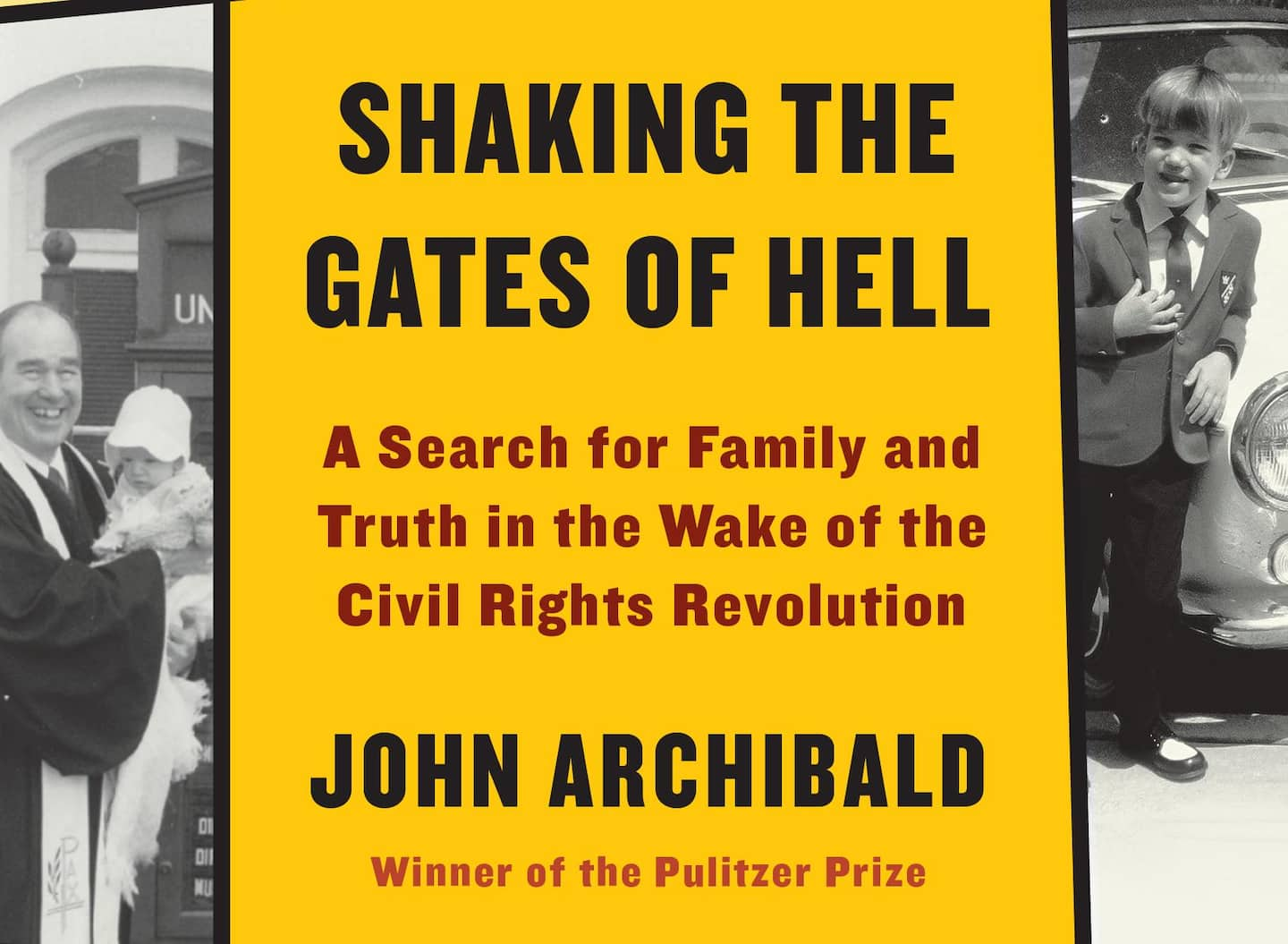 'Shaking the Gates of Hell,' by John Archibald book review