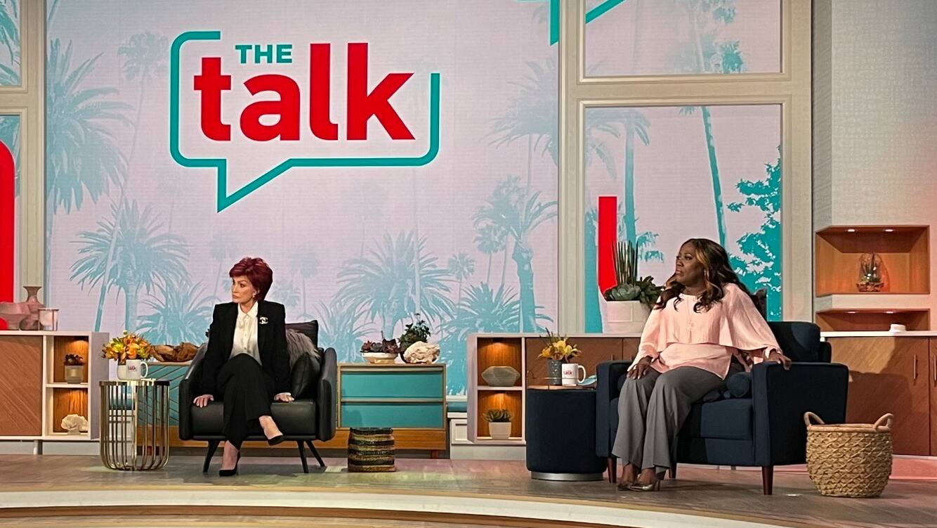 'The Talk' on hiatus after Sharon Osbourne, Sheryl Underwood