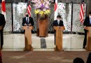 Visiting Japan, Top U.S. Envoys Set Combative Tone for China Talks
