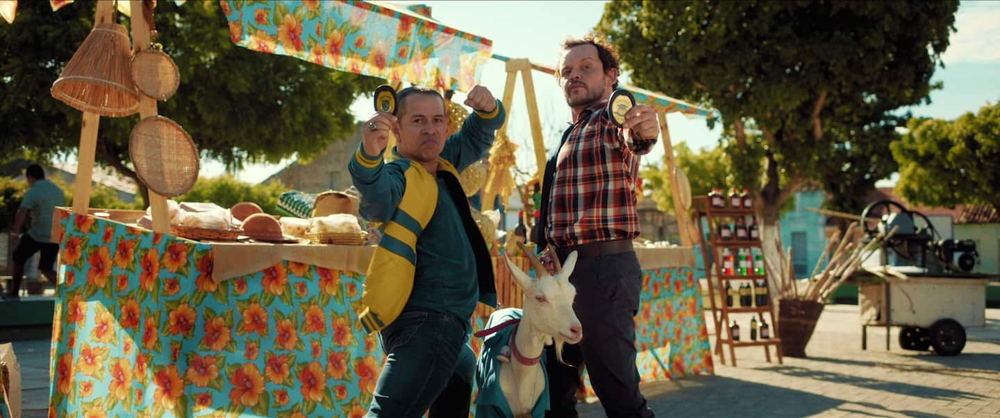 What to watch on Thursday: 'Get the Goat' on Netflix
