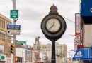 A Sidewalk Clock Standing Proudly in Queens Gets a Restoration