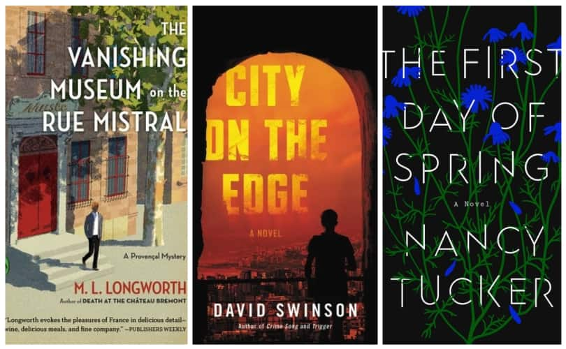 Best new thrillers for your TBR pile