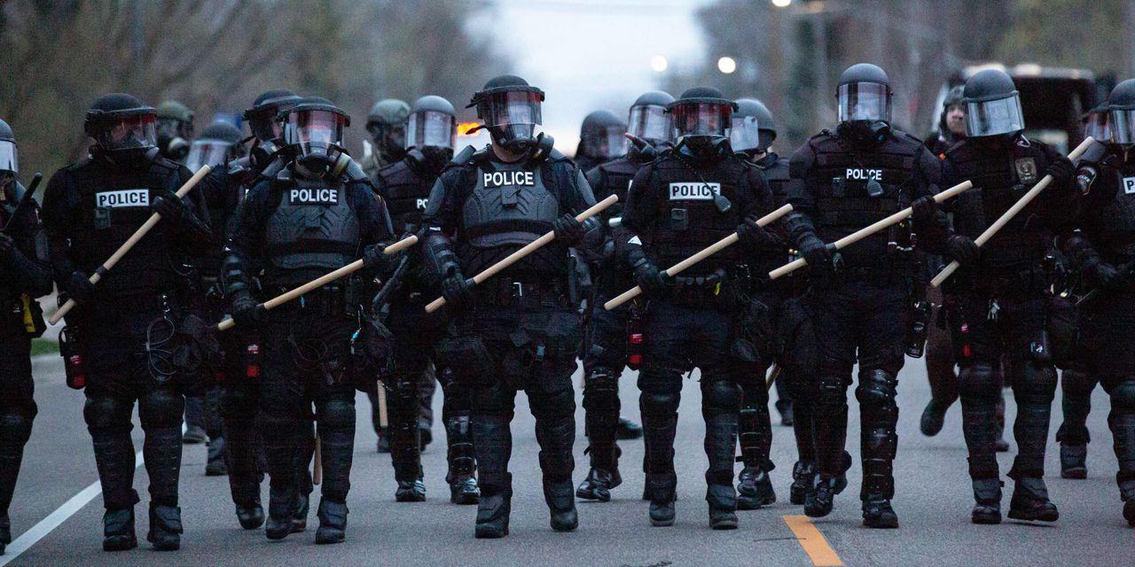 Biden Indicts the Minneapolis Police