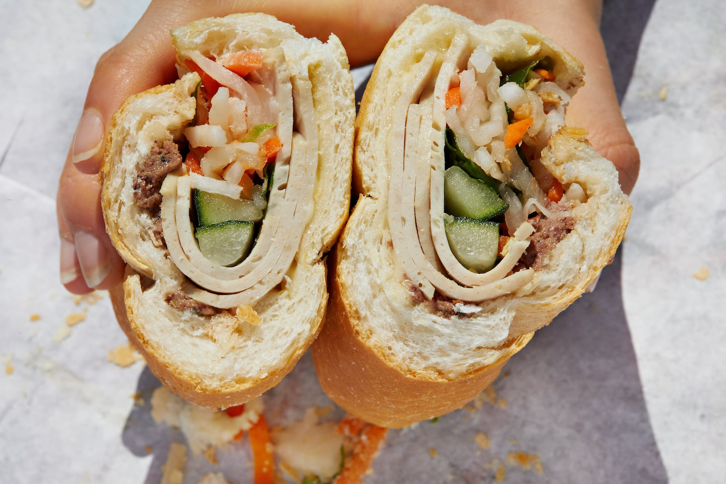 Eden Center's tastiest 7 Vietnamese dishes, including banh mi, roast duck and skewers