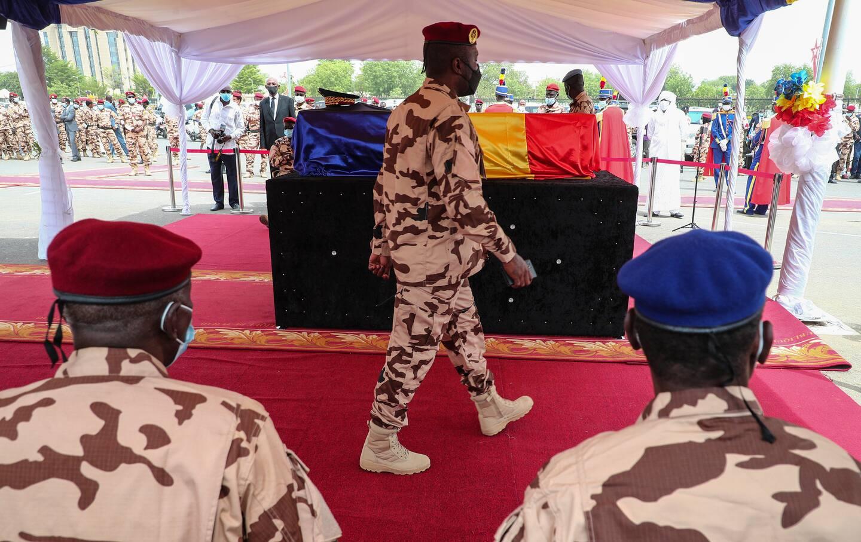 Idriss Deby funeral: Macron, African leaders gather as rebel threat looms