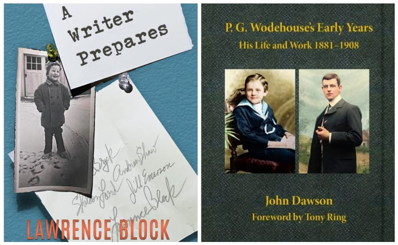 Lawrence Block and P.G. Wodehouse: How two prolific writers found their voices