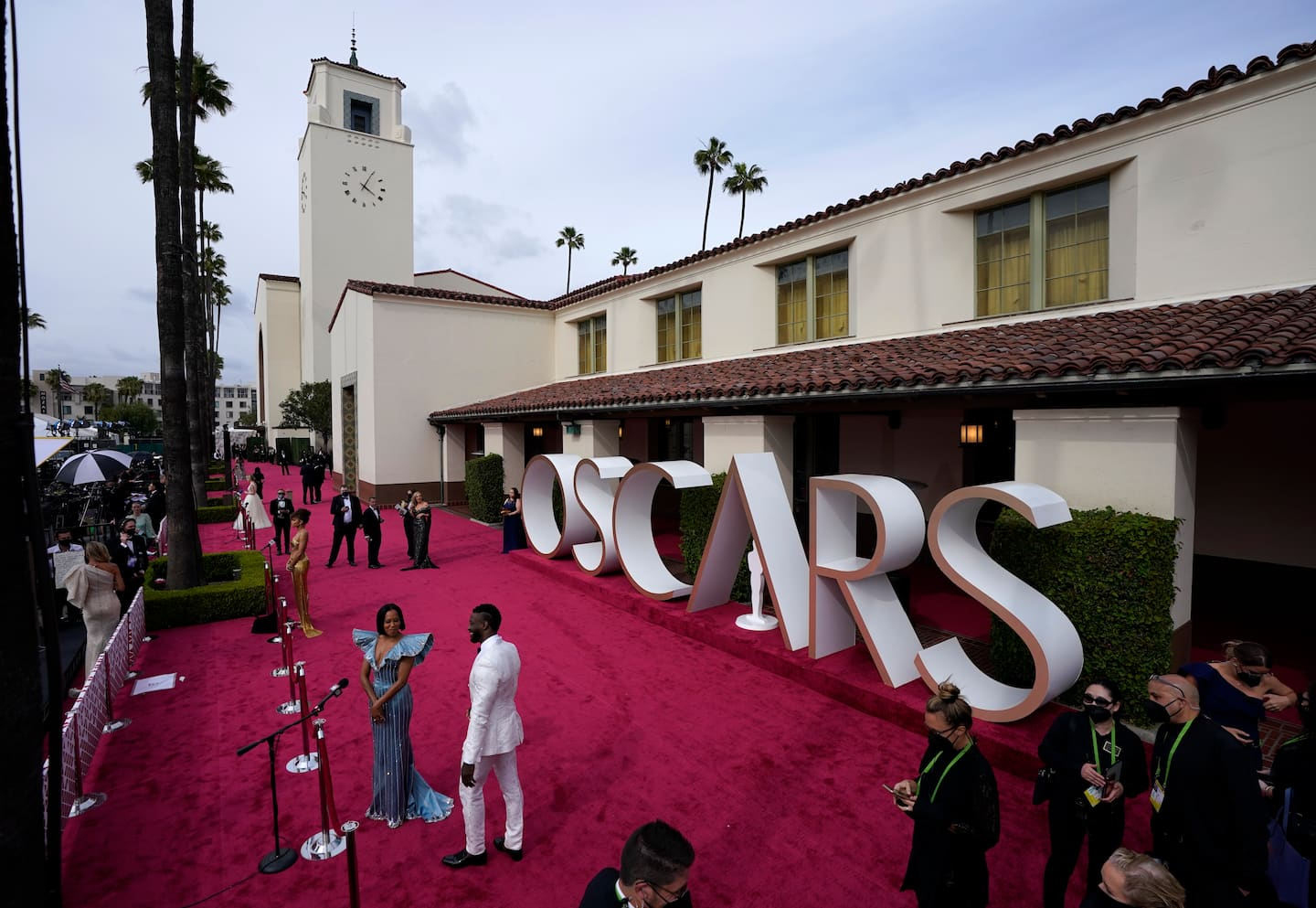 Oscars ratings hit record low as award shows lose millions of viewers during the pandemic