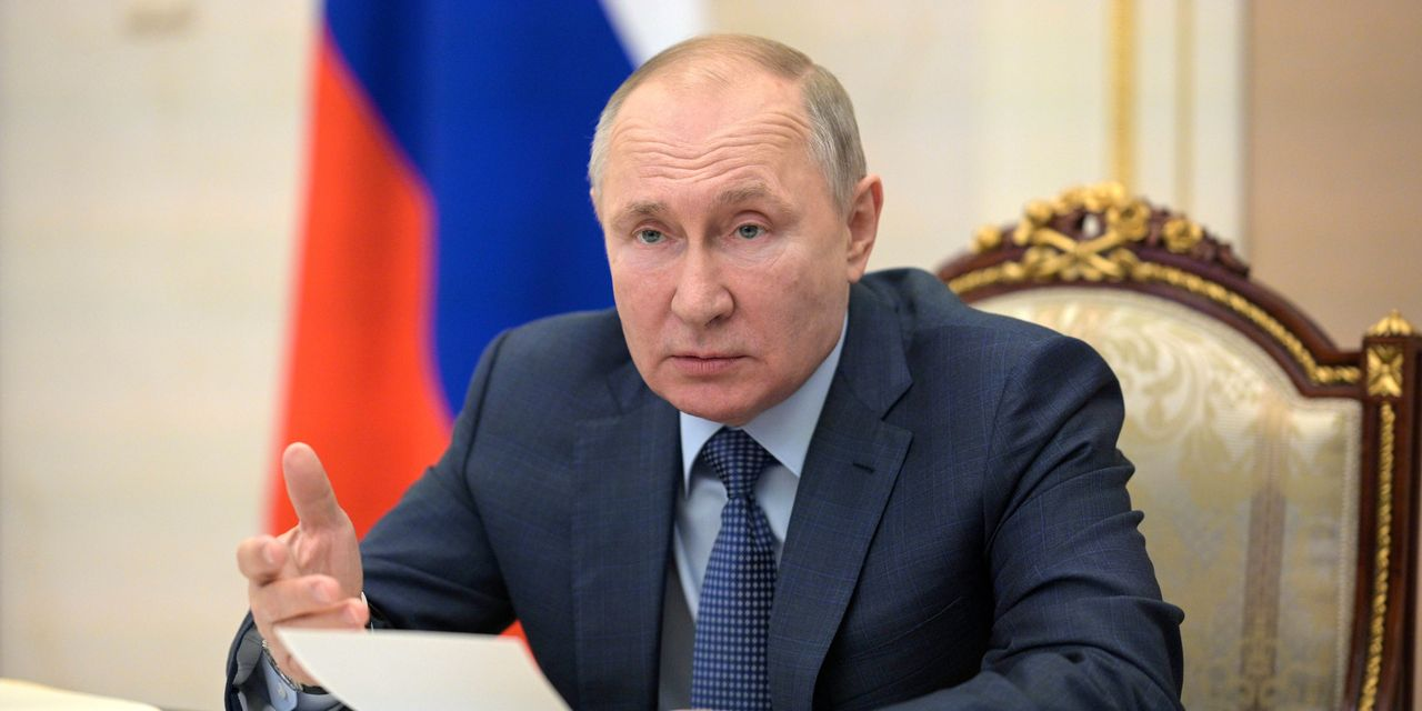 Putin and 'Consequences' – WSJ