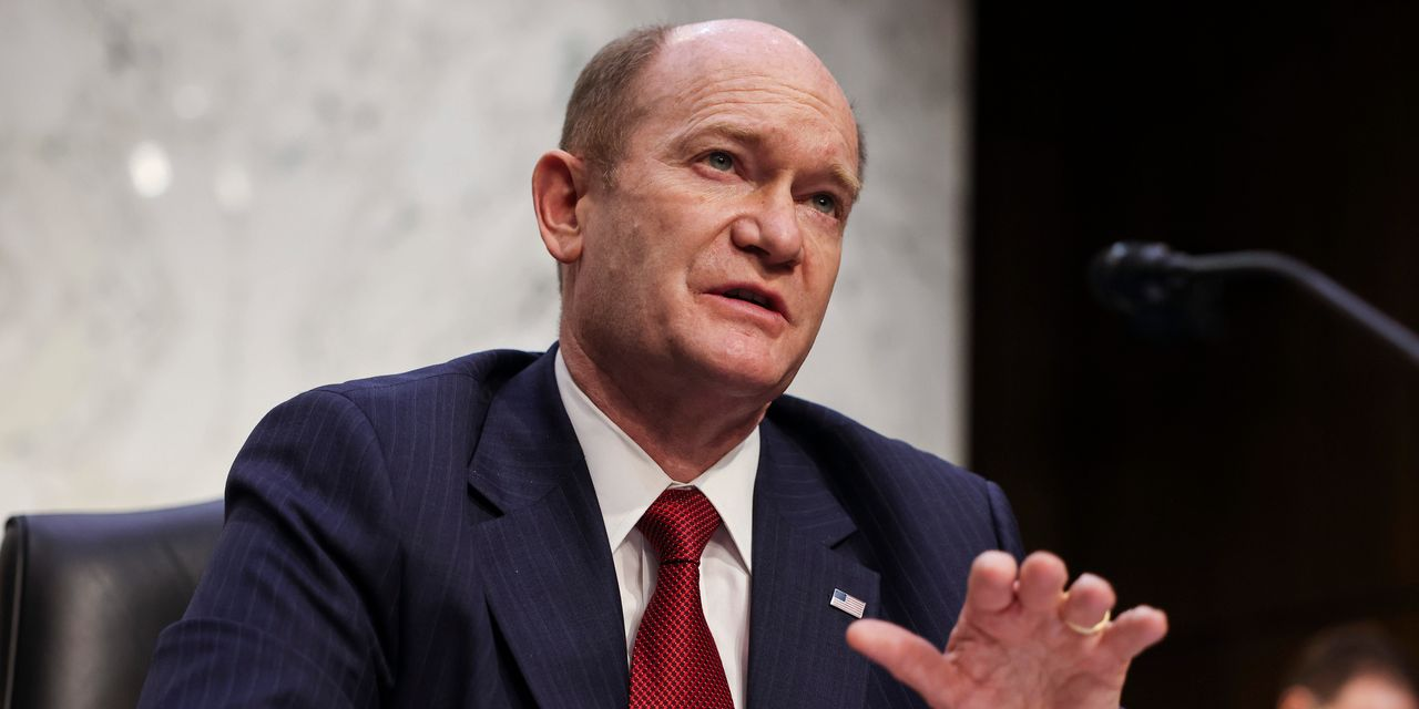 Sen. Coons vs. the Covid Vaccine Thieves