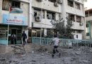 Airstrike Damages Gaza's Only Covid-19 Testing Lab, Officials Say