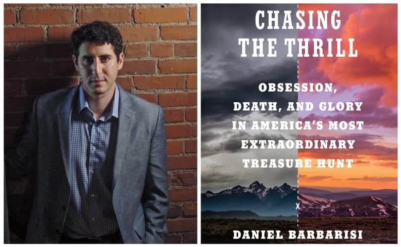 Chasing the Thrill, by Daniel Barbarisi book review