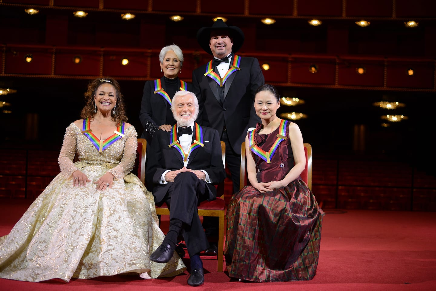 Emerging from a long pause, the return of the Kennedy Center Honors is a breath of fresh air