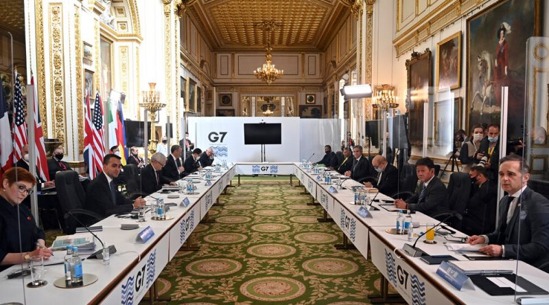Indian Official at G7 Talks in London Self-Isolates Over Covid Exposure Fears
