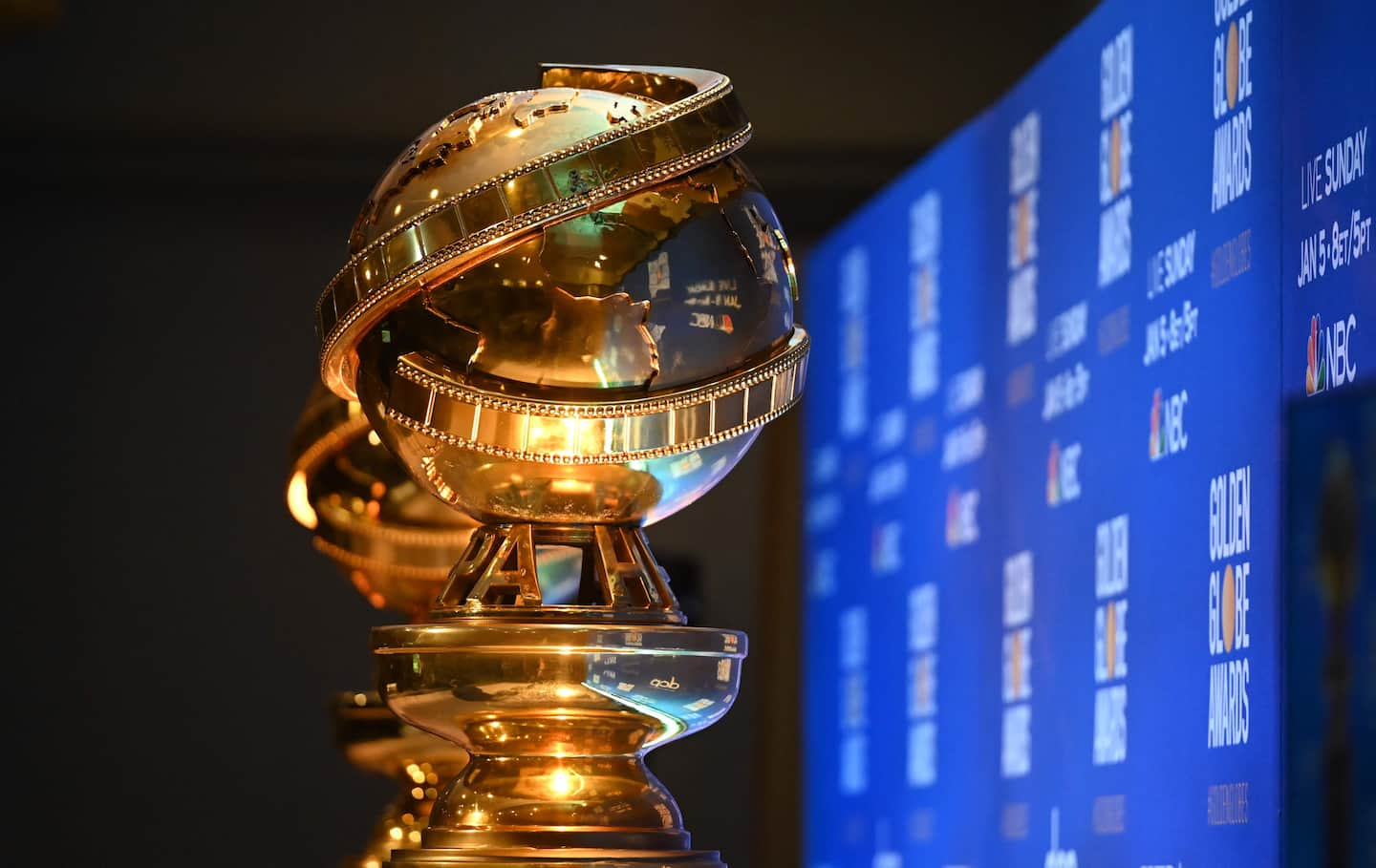 NBC won't air 2022 Golden Globes because of HFPA controversy