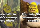 """Pardon Me, But I Must Know Which Of These """"Shrek"""" Situations You'd Prefer"""