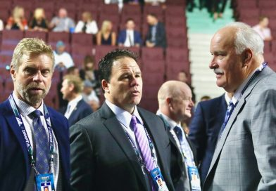 Rangers Fire President and General Manager