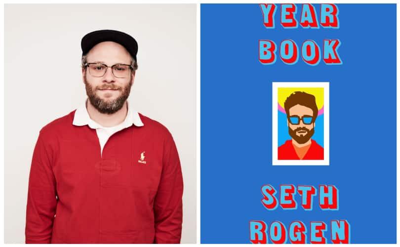 Seth Rogen's hilarious memoir 'Yearbook' earns its superlatives