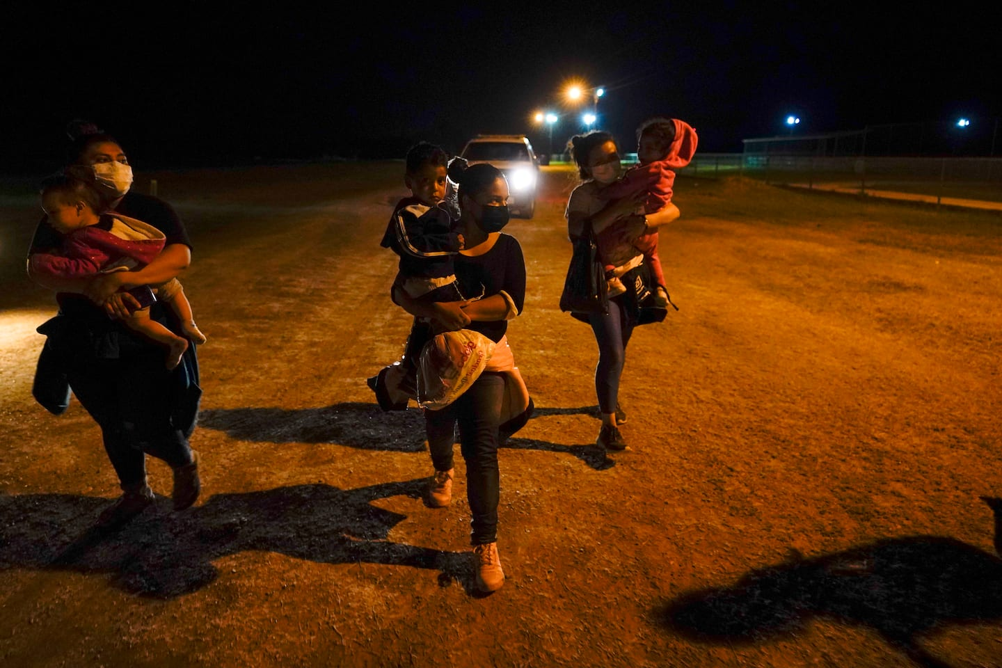 Central American women fleeing domestic violence face uphill battle to gain asylum in U.S.