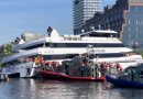 Ferry in Brooklyn Runs Aground, Injuring a Crew Member