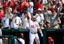 Kyle Schwarber's Huge Day Pushes Nationals Past Mets