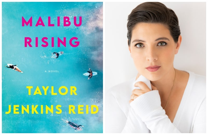 Taylor Jenkins Reid's 'Malibu Rising' is a fiery mix of celebrity culture and family drama