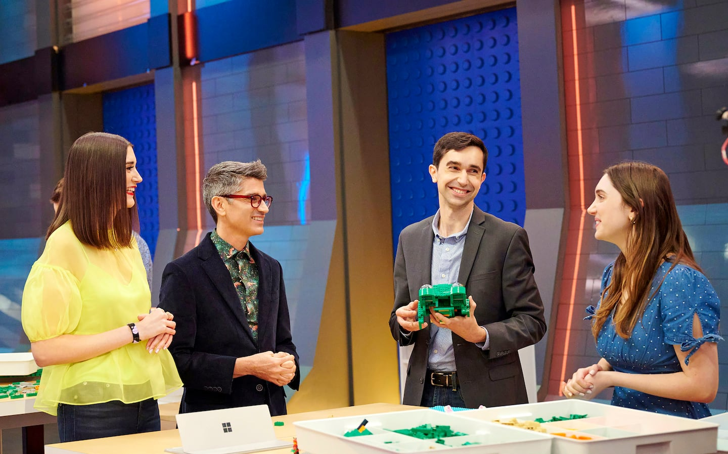 What to watch on Tuesday: 'Lego Masters' on Fox