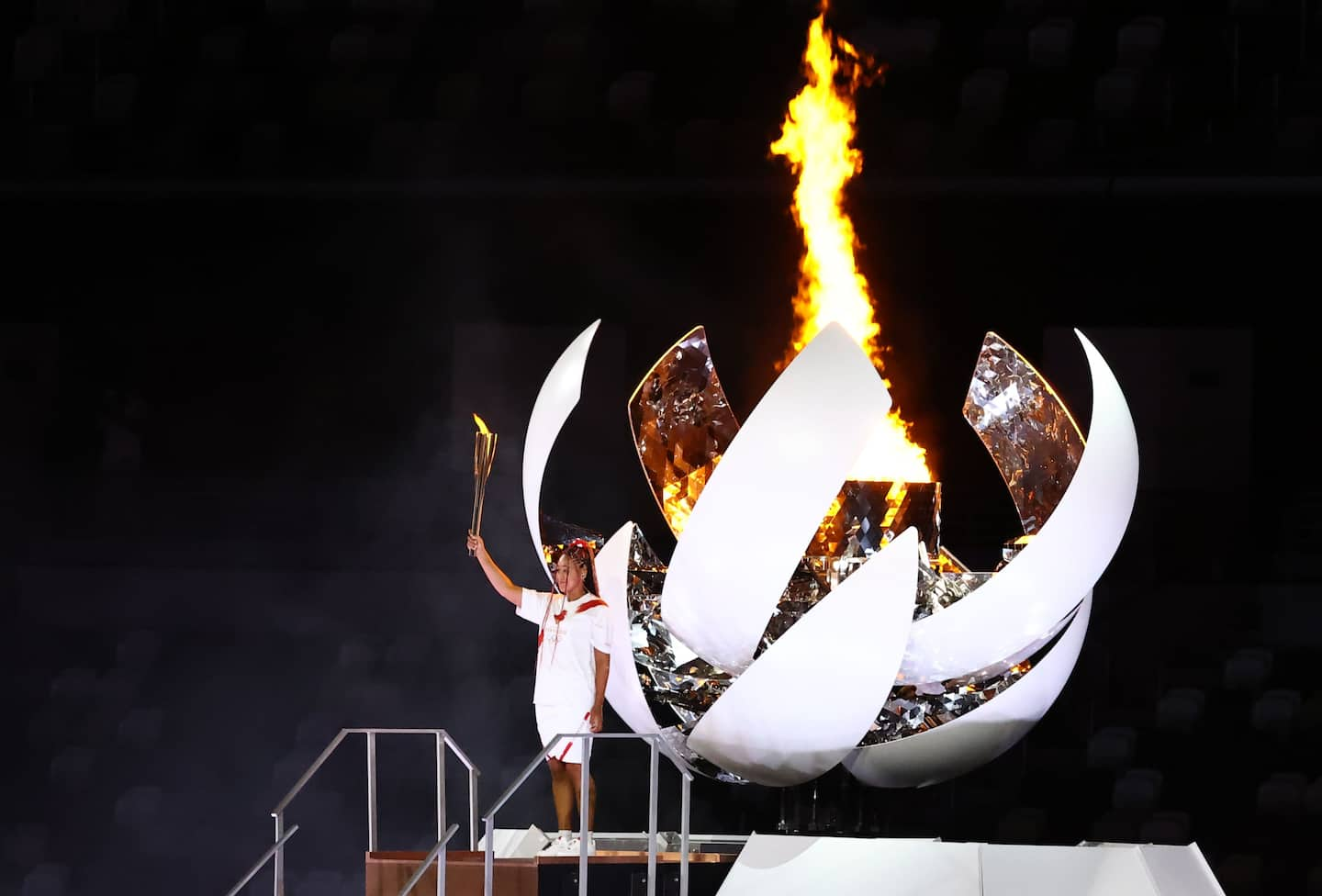 Review: 2020 Olympics kicked off with botched 'Imagine' and lackluster Opening Ceremonies